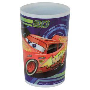 Verre à eau - Soda Fun House Disney Cars verre pour enfant