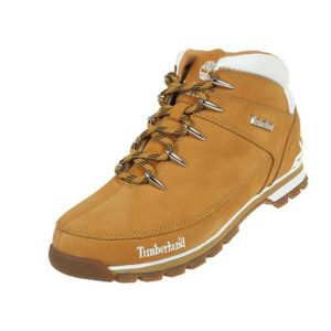 BOTTINE Chaussures montantes Euro sprint wheat nubuck