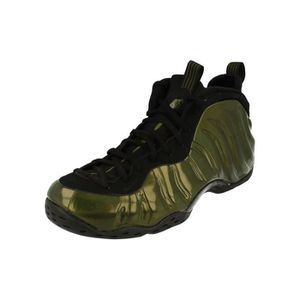 detailed look ecd55 86d21 BASKET Nike Air Foamposite One Hommes Hi Top Basketball T