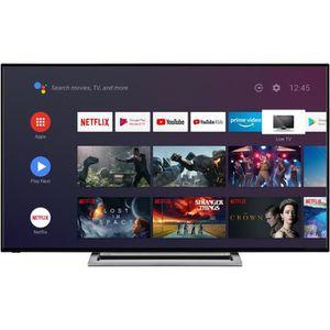 Téléviseur LED TOSHIBA 50UA3A63DG TV 4K UHD - 50
