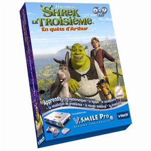 DVD DESSIN ANIMÉ V.SMILE pro Shrek Vtech