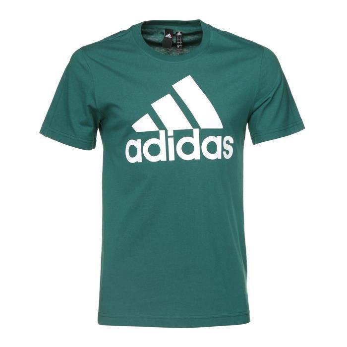 t-shirt adidas vert