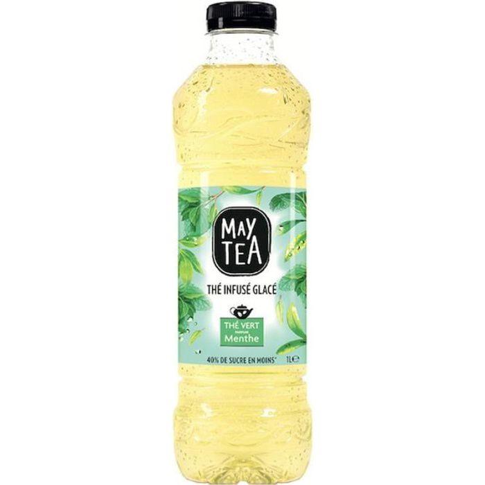 May Tea Menthe 33cl (pack de 12)