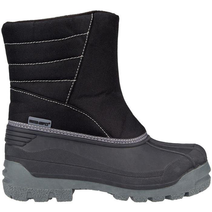 WINTER-GRIP Chaussures Apres ski Classique - Homme