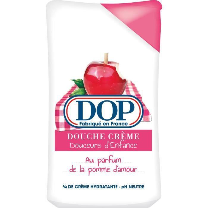 DOP Gel Douche Crème Douceurs D'enfance au Parfum de la pomme D'amour 250ml