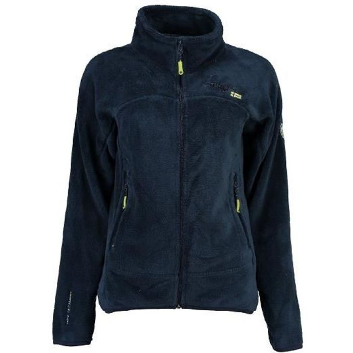 Polaire Femme Geographical Norway Upaline Marine