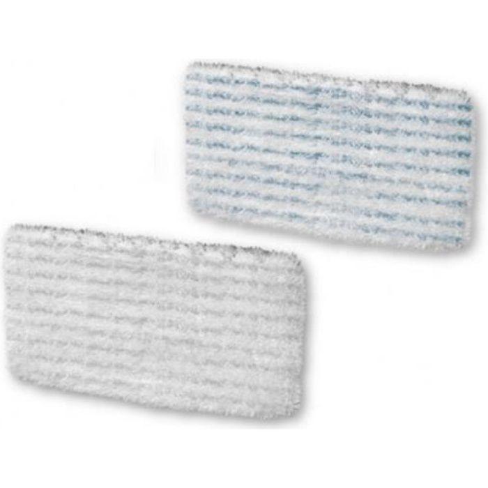 Rowenta - lot de 2 lingettes pour clean steam - zr850002