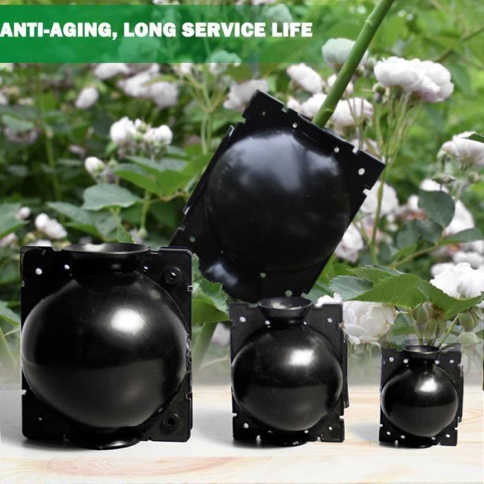 Plant enracinement balle greffage enracinement boîte de culture cas d'élevage boîte de propagation haute pression arbre 5 pièces
