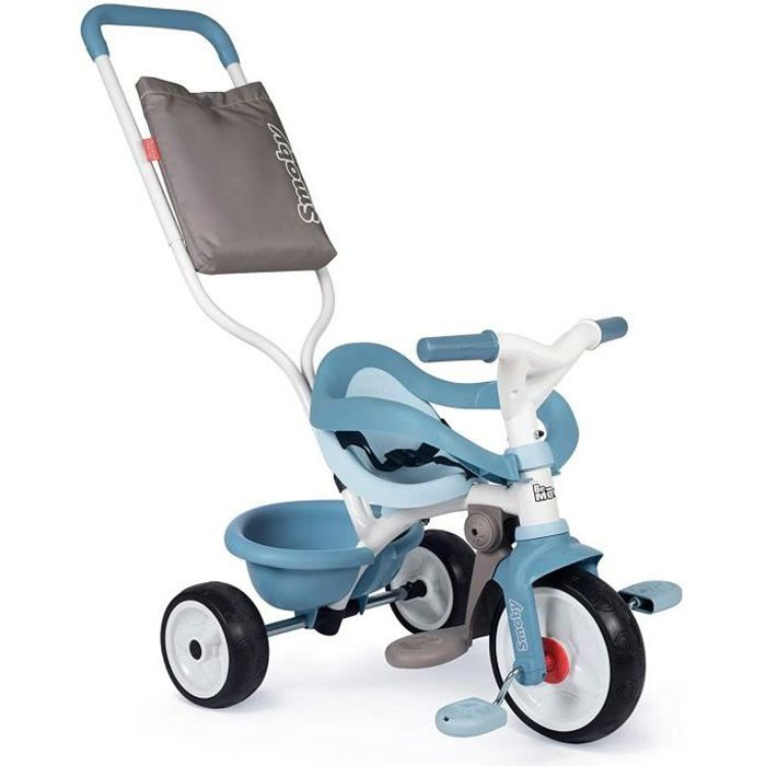 Véhicule pour enfant Smoby 740414 Tricycle Be Move Confort Bleu