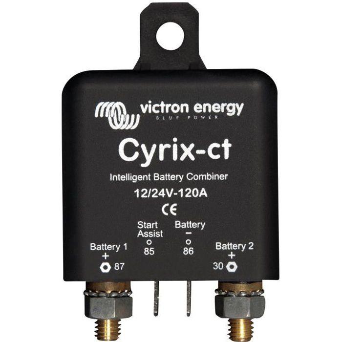 Coupleur de batterie intelligent Cyrix-ct