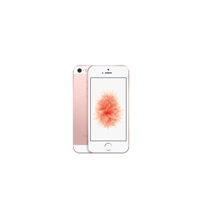 94a9be3b7446c4 Iphone SE 16 Go Rose Reconditionné à Neuf - Achat smartphone recond ...