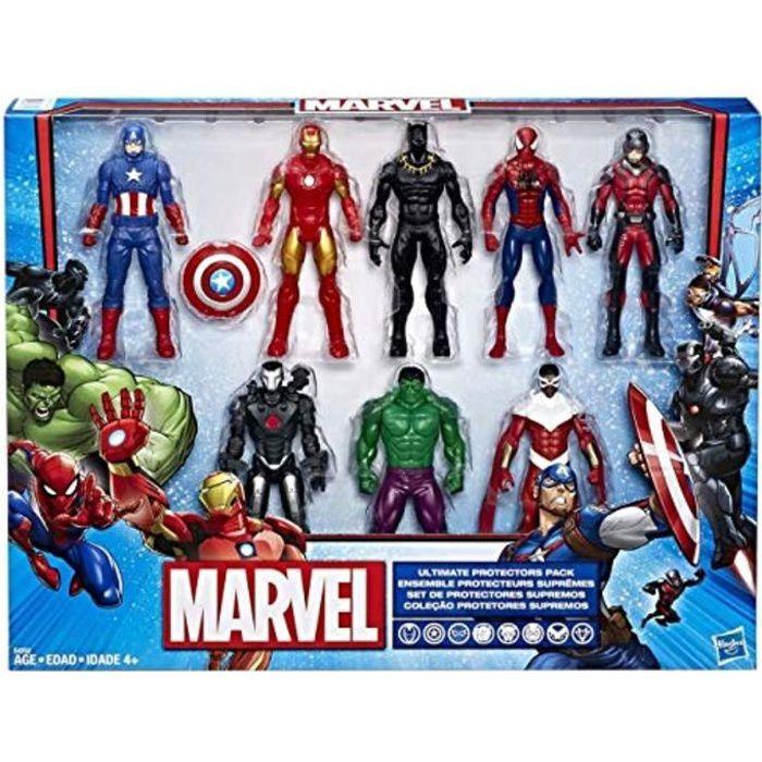 Marvel Avengers froid Changer Verre THOR CAPTAIN AMERICA HULK