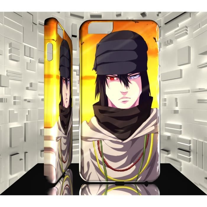 coque iphone 7 plus sasuke