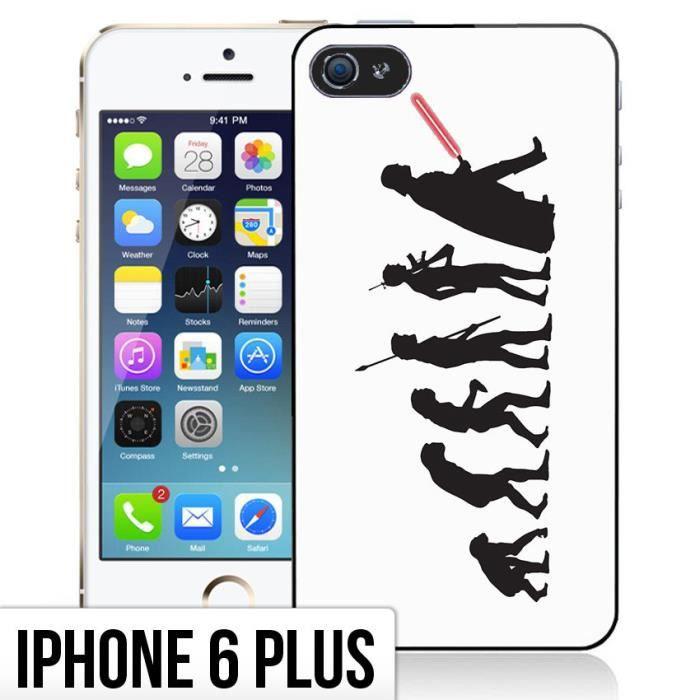 coque iphone 6 plus 6s plus star wars evolution