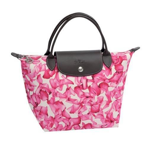 Longchamp Rose