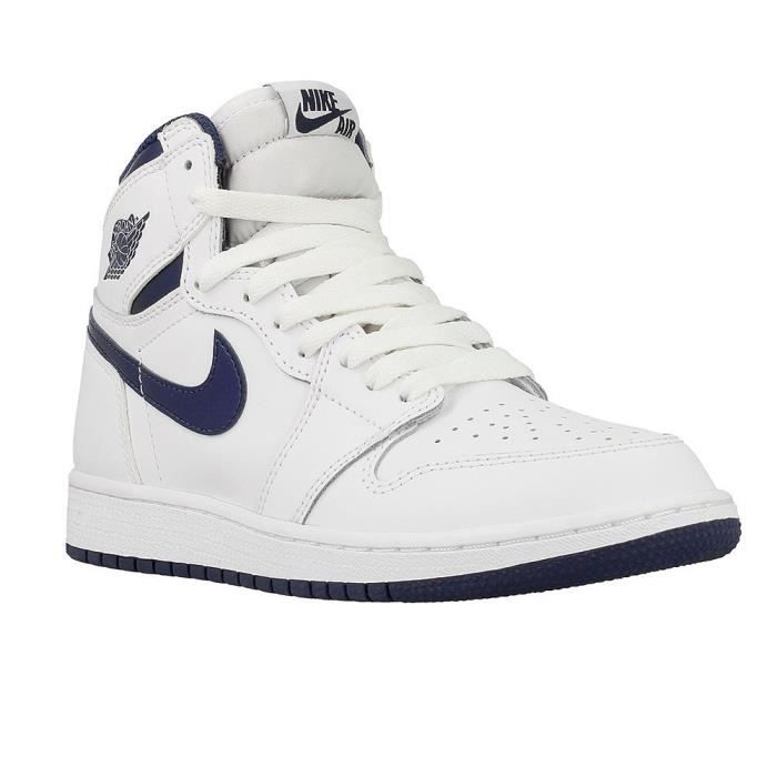 uk availability 9d7bd 8ea40 BASKET Chaussures Nike Air Jordan I Retro High OG BG
