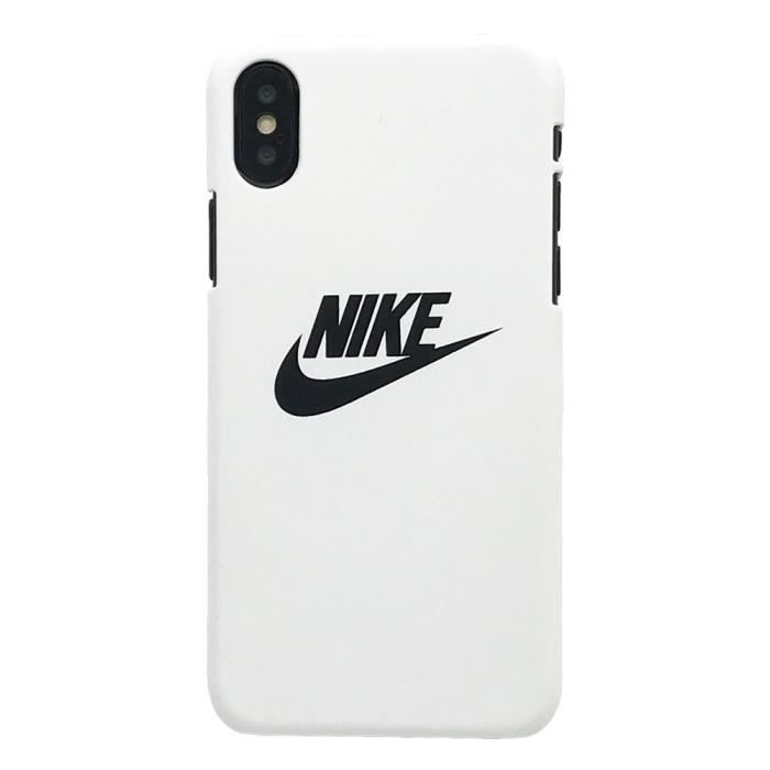 coque iphone x nike