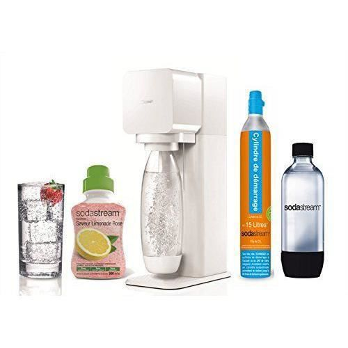 sodastream megapack play blanche machine eau p tillante. Black Bedroom Furniture Sets. Home Design Ideas