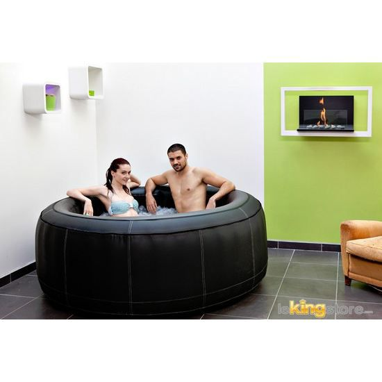 Spa jacuzzi gonflable spark 4 places achat vente spa - Jacuzzi gonflable occasion ...