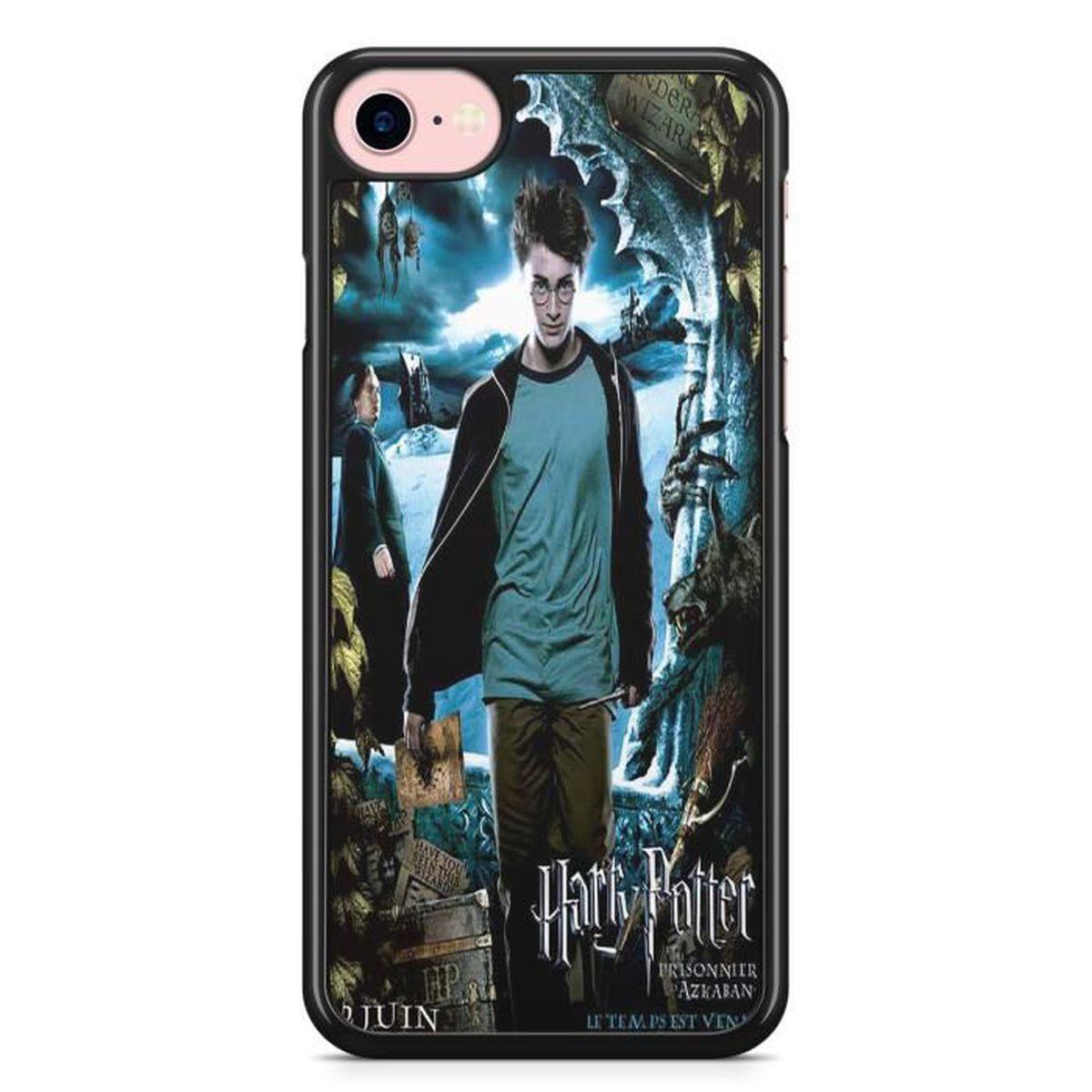 Coque Iphone 6 6S Harry Potter film etui housse