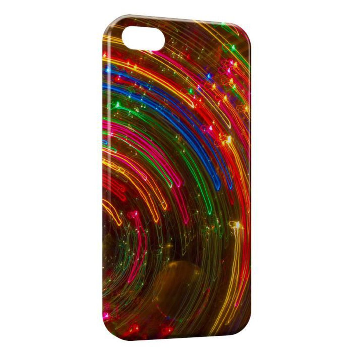 coque iphone 7 led style