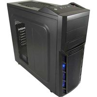 BOITIER COMPOSANT PC  Case LC-Power Gaming 974B - Iron Blue - ATX Gam…