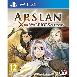 JEU PS4 Arslan : The Warriors Of Legend Jeu PS4
