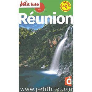 GUIDES MONDE Petit Futé La Réunion