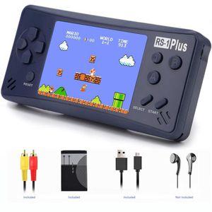 JEU CONSOLE RÉTRO Console de jeu portable pour enfants adulte Consol