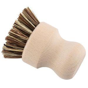 POT A PINCEAUX Brosse à vaisselle ronde Ensemble brosse à poêle e