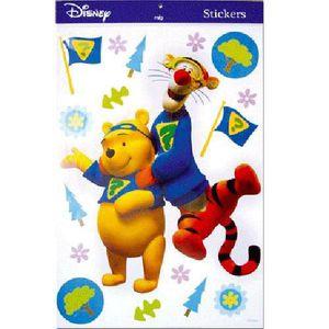 STICKERS Sticker Deco Winnie et tigrou