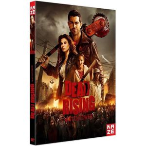 DVD FILM Dead Rising: Watchtower - Le Film - Dvd