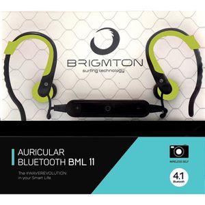CASQUE - ÉCOUTEURS Brigmton BML 11 écouteur Monophonique Bluetooth No