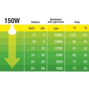 ÉCLAIRAGE Exo Terra Daytime Heat Lamp Ampoule de néodyme