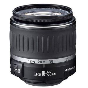 OBJECTIF CANON EF-S 18-55mm f/3-5-5,6 III Objectif