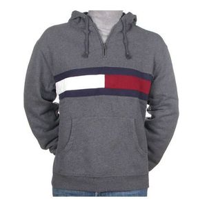 PULL Pull homme Tommy Hilfiger Gris