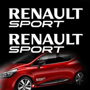 sticker renault sport achat vente sticker renault sport pas cher cdiscount. Black Bedroom Furniture Sets. Home Design Ideas
