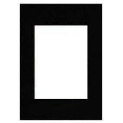 Hama Cadre en plastique Sevilla 28 x 35 cm noir