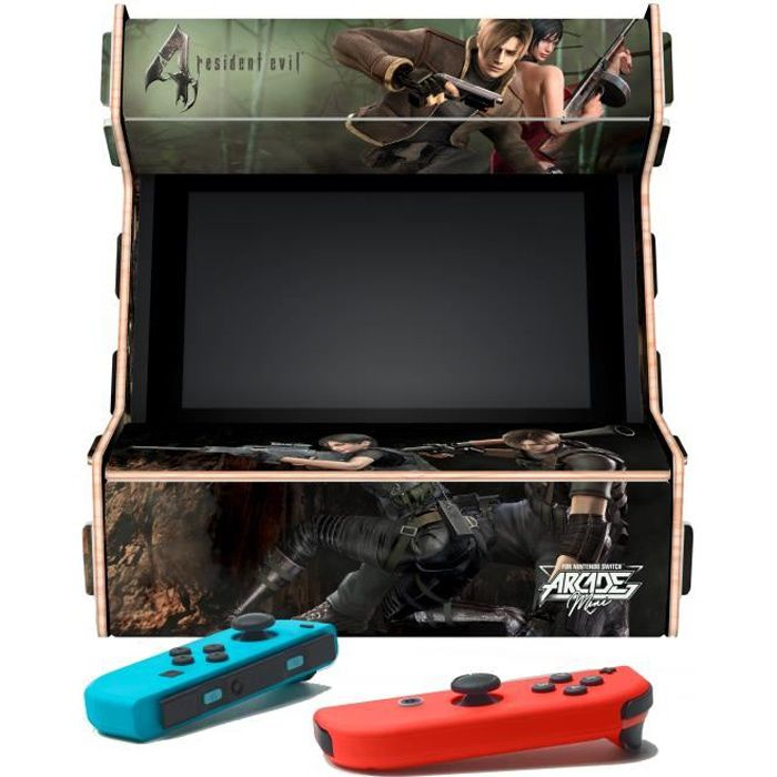 Arcade Mini - Resident Evil - pour Switch