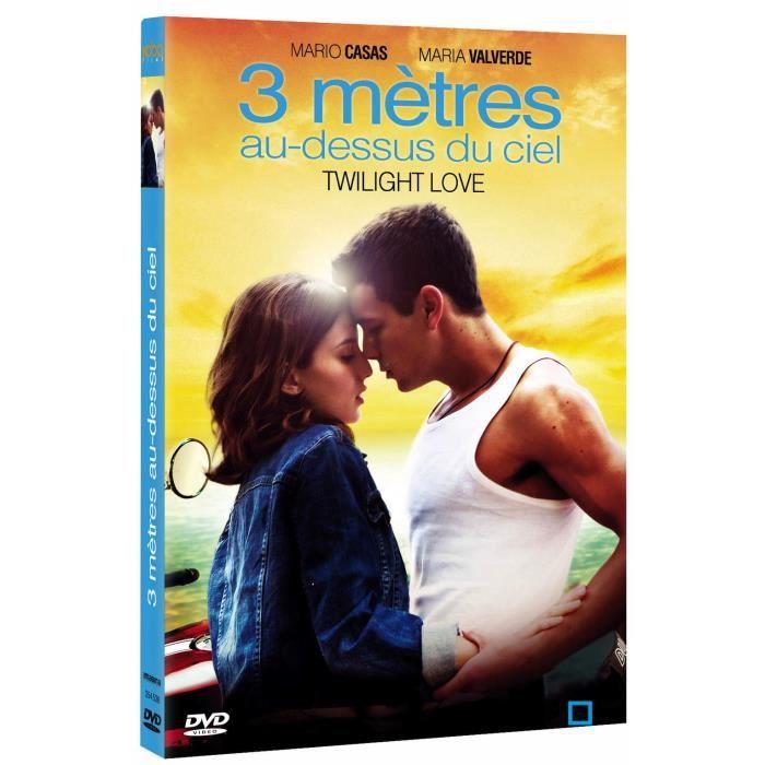 DVD 3 mètres au-dessus du ciel - twilight love en dvd film ...