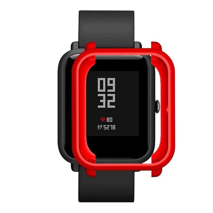 MONTRE OUTDOOR Coque souple en TPU pour Xiaomi Huami Amazfit Bip Youth - Lite bg507 SDF507