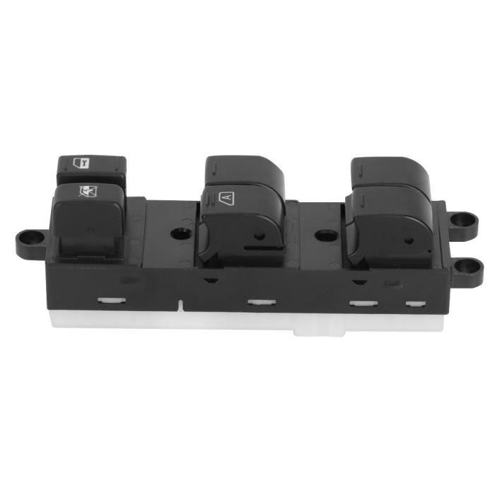 XUY Interrupteur De Commande De Lève-Vitre De Voiture Adapté Pour Nissan Tiida C11 Sc11 C11Z 25401-1Jy0A