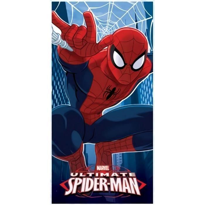 Drap de plage Spiderman