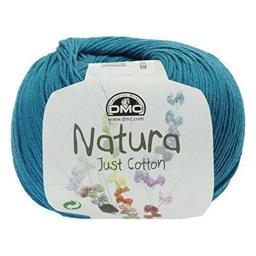 DMC fil Natura, 100% coton, de Prusse N64