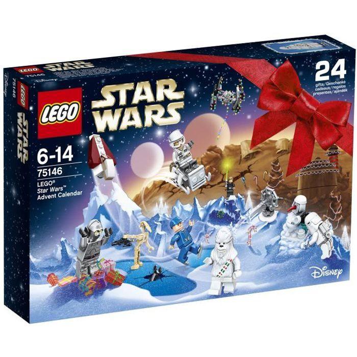 LEGO® Star Wars™ 75146 Calendrier de l'Avent LEGO® Star Wars™ 2016