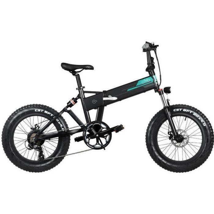 Vélo assistance Electrique FIIDO M1 36V 12.5Ah 250W 20 pouces vélo électrique pliant trois