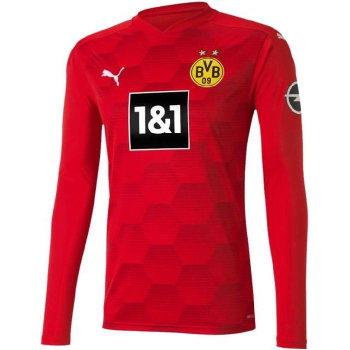 BVB Dortmund Maillot Gardien Enfant Replica Puma 2020-2021
