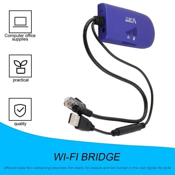 VAP11G -300 Câble de Pont WiFi Convertir Un Port Ethernet RJ45 en répéteur de dongle sans Fil WiFi AP Amplificateur de Signal