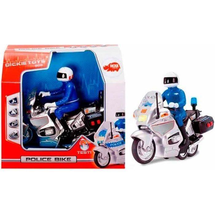 Moto de Police Jouet - 110560