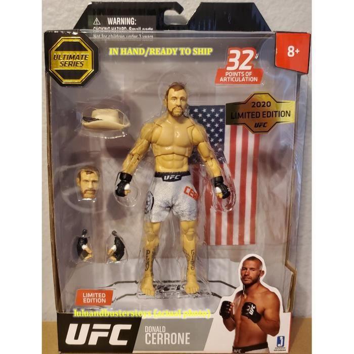 UFC Figurine de collection Donald Cerrone ZKMULTIMEDIA